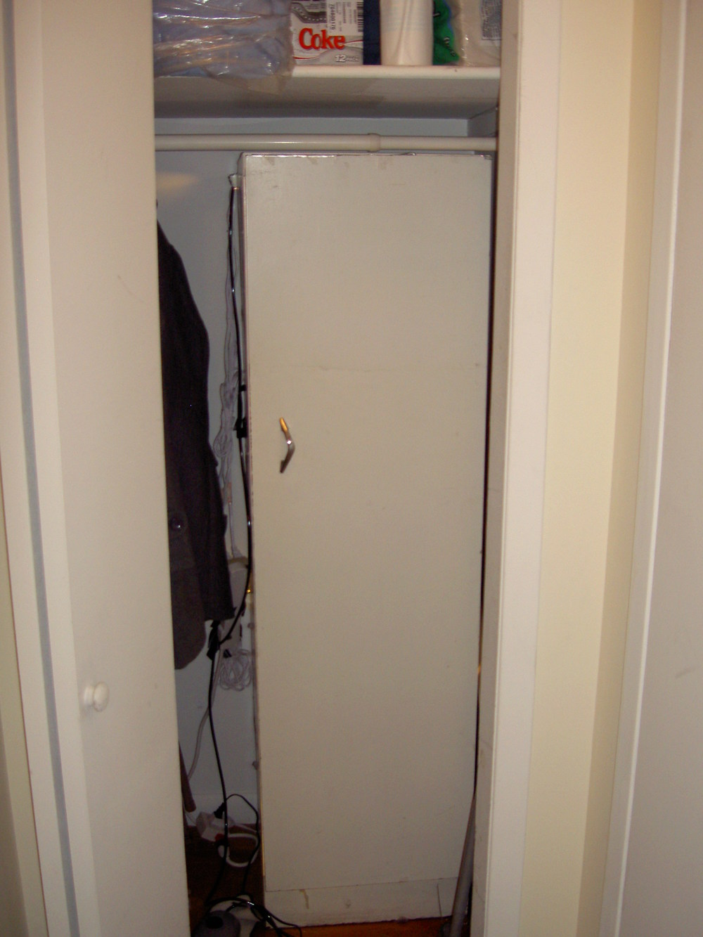 DIY Hydro Closet