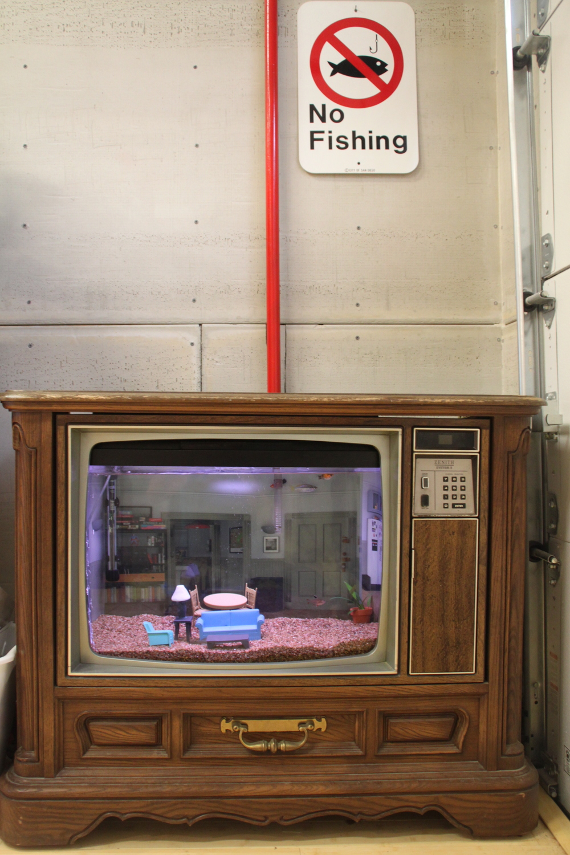Fish tank for your tv - Fish Tank For Your Tv