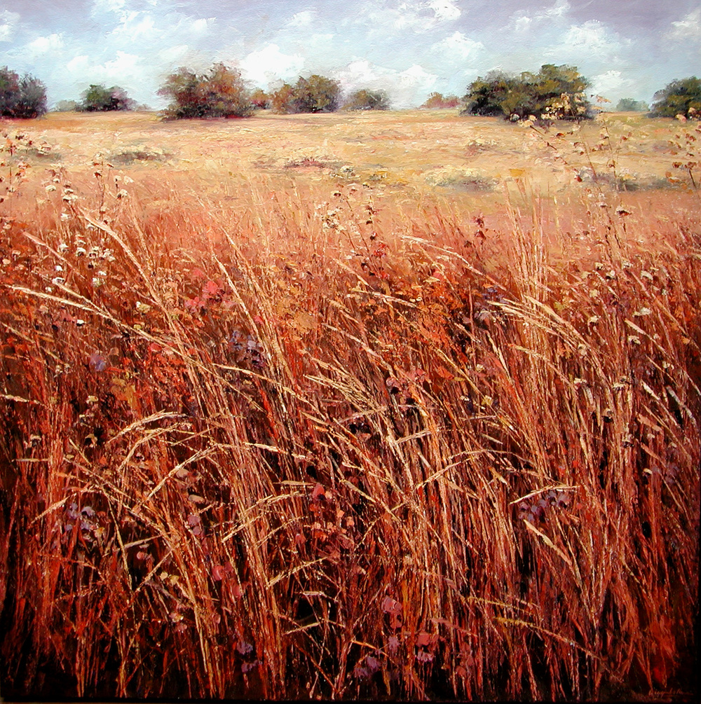 High Desert Grasses