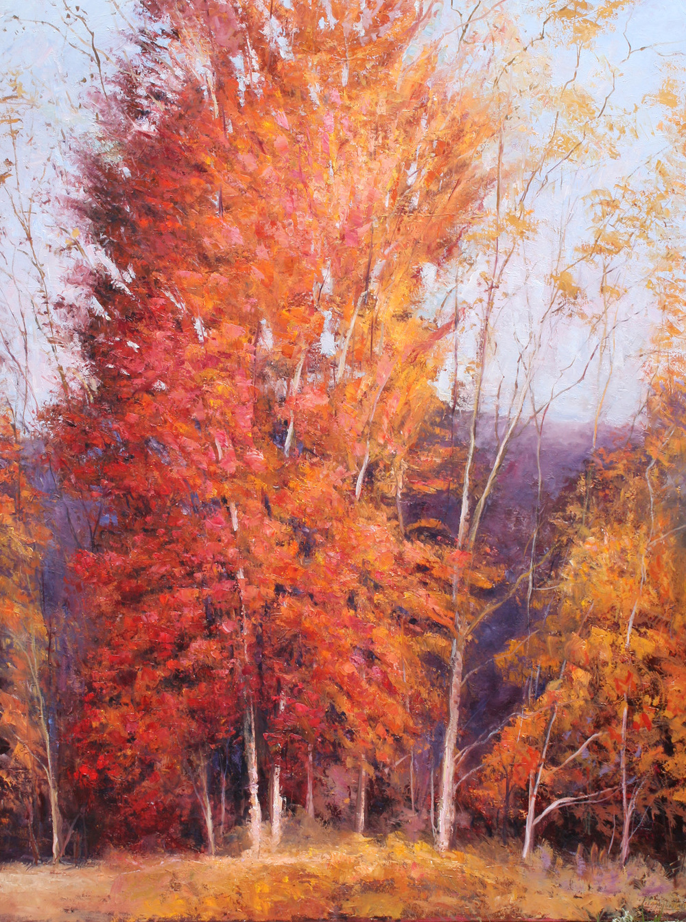 Autumn Resonance II