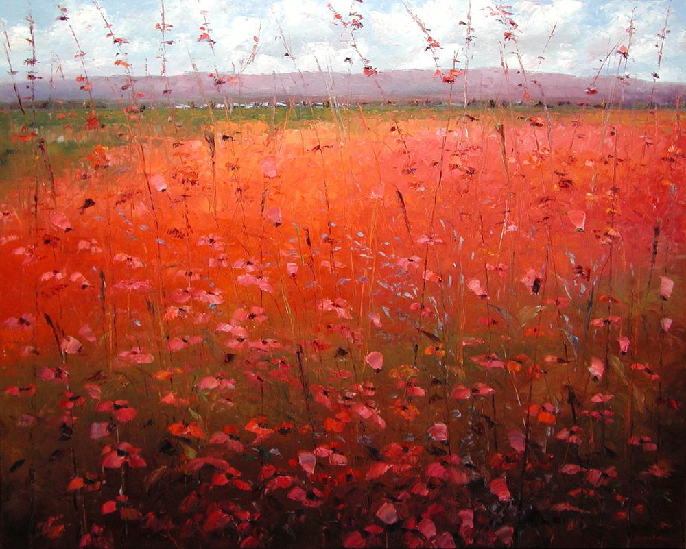 Harvest Blossoms IV