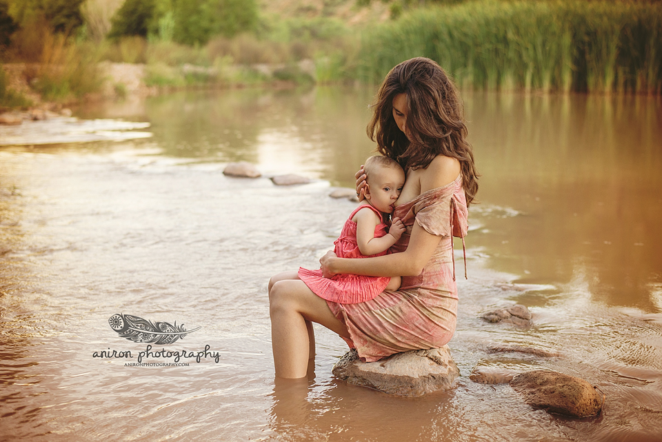 World Breastfeeding Awareness Week Mini Sessions Three Little Foxes Photography