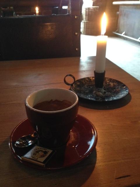 Mielestäni Suomen paras paikka nauttia tupla espresso. www.paahtimo.fi