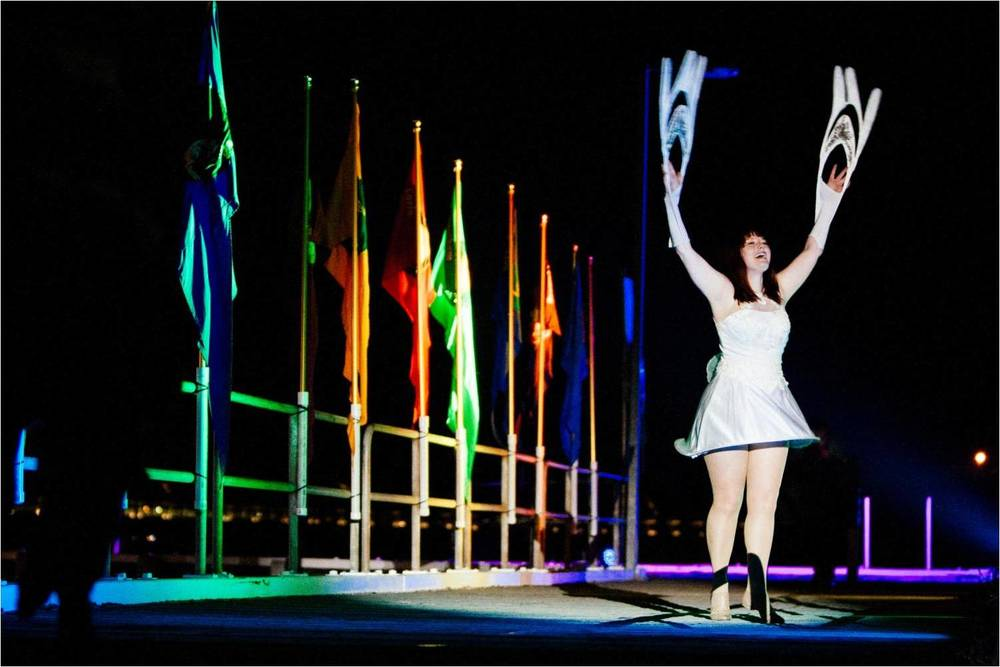 Dancer: Stacey Carmichael; Photographer: Jarrah Lynch