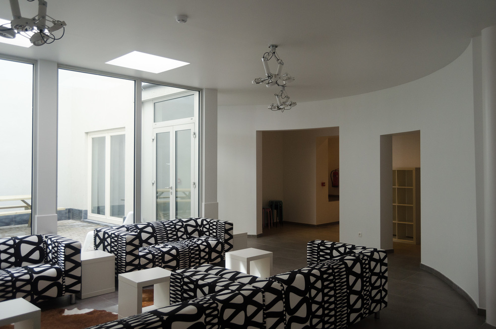Studentenhuisvesting Savaan 78 te Gent