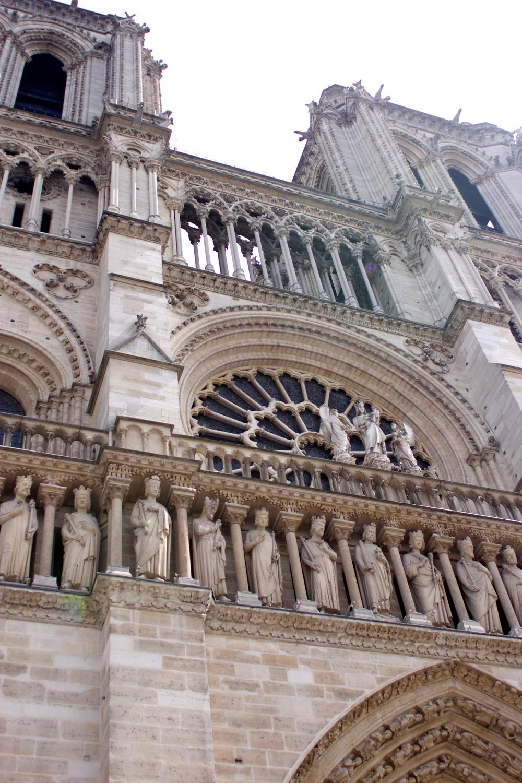 Cathédrale Notre-Dame ノートルダム大聖堂