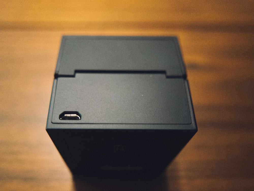 Ringly charging box. This is genius!