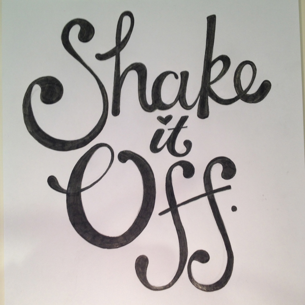 Day 6 - Shake it off!