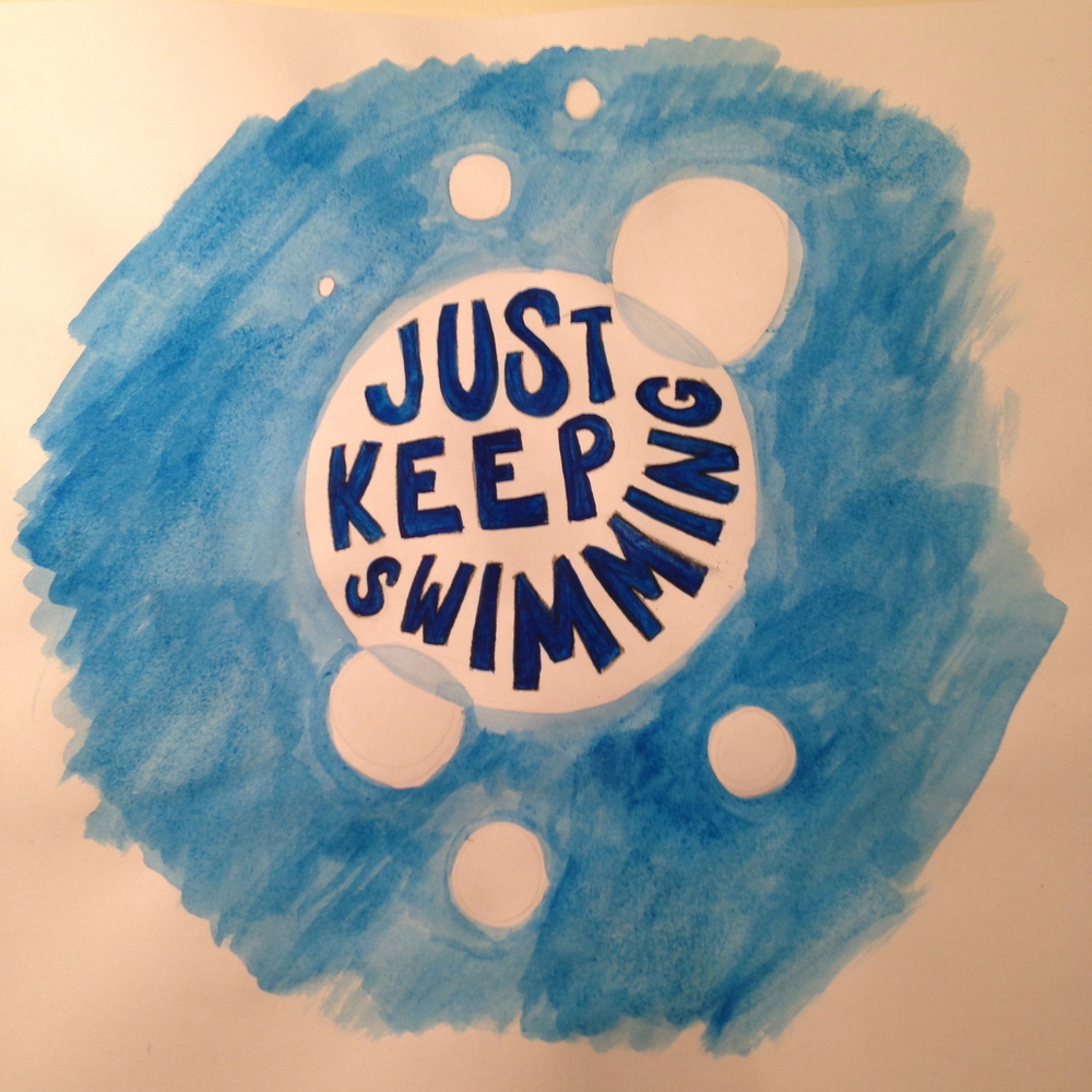Day 12 - Just keep swimming