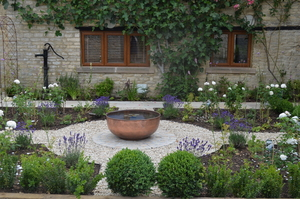 A New Front Garden in Oxfordshire