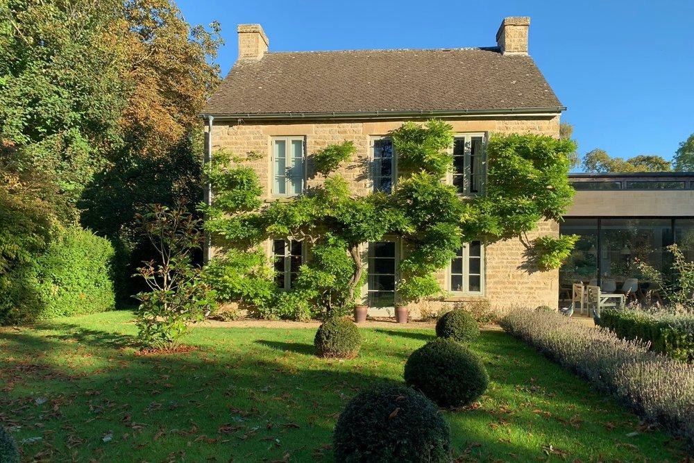 A Secret Garden in Oxfordshire