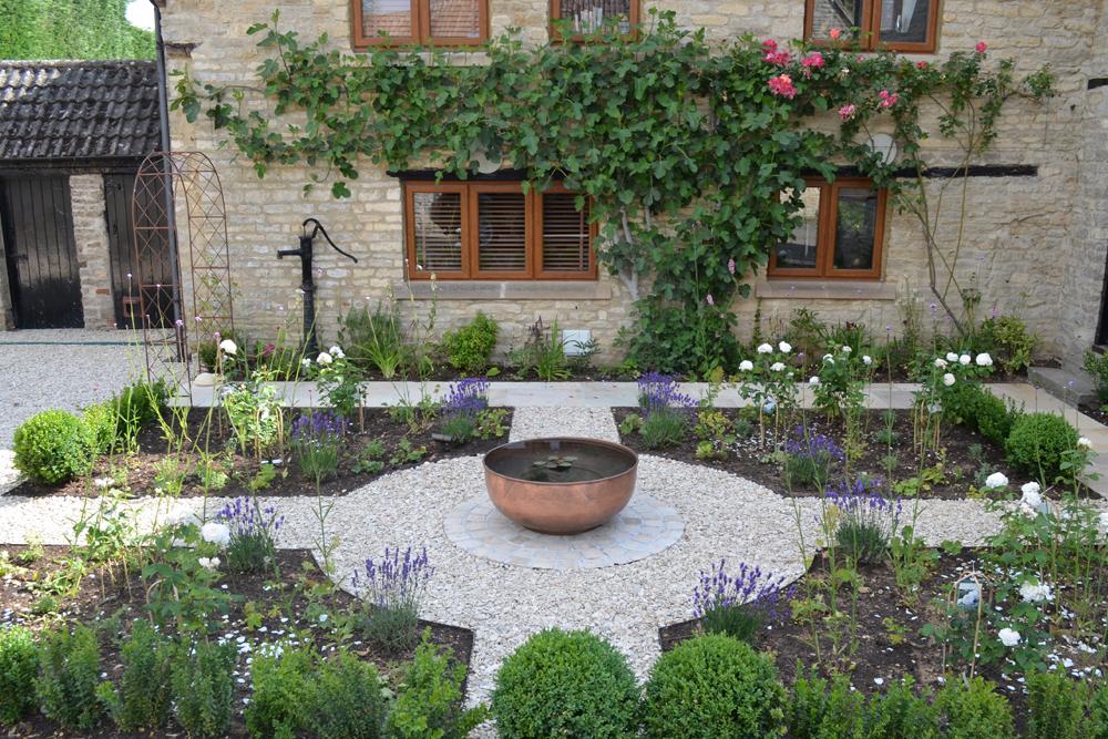A New Front Garden