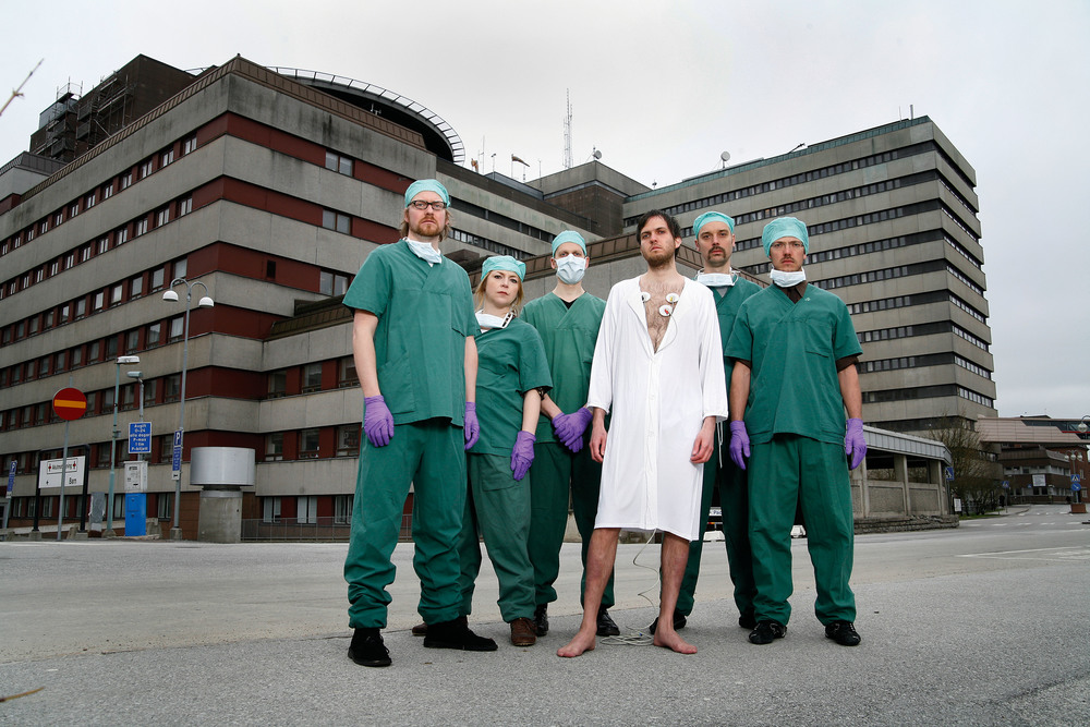 Six Surgeons