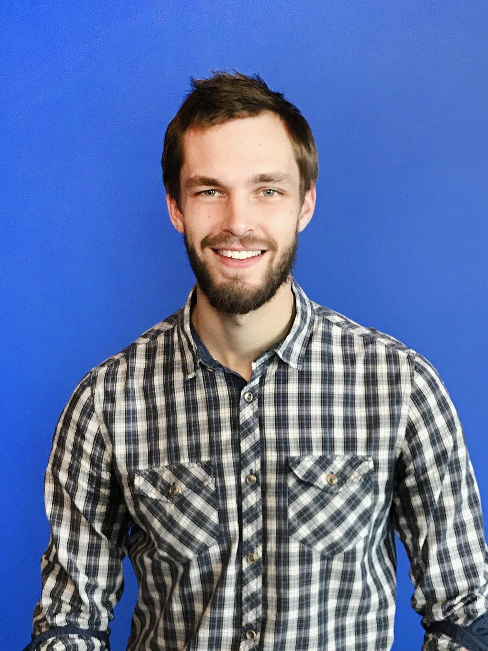 Manu Claebots | Chef de Projet