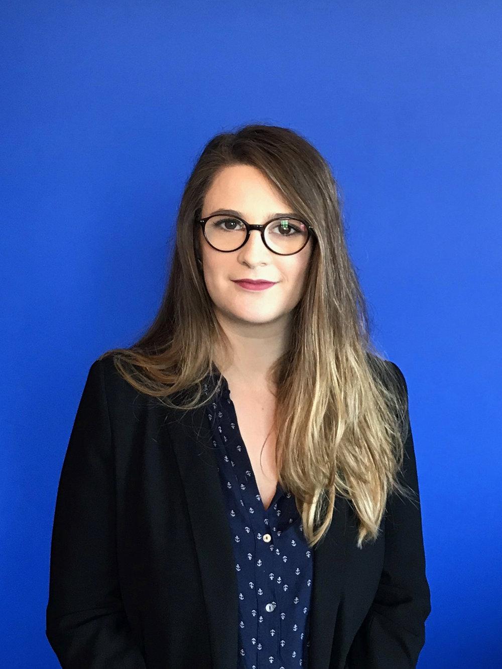 Marina Salanon | Directrice Artistique Junior