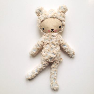 Bijoukitty Teddy Bear