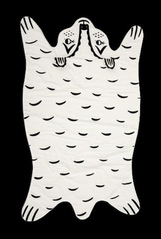 Roxy Marj Heirloom Bear Blanket