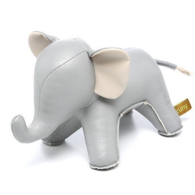 Abby the Elephant Bookend by Zuny