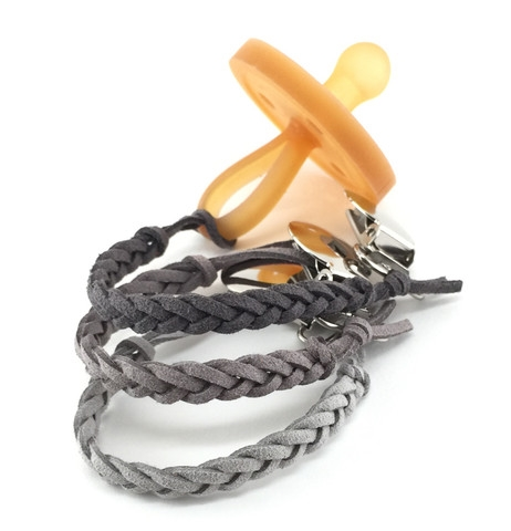 Loved By Sophia Claire Pacifier Clip