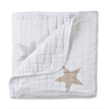 Aden & Anais Dream Muslin Blanket in Stars