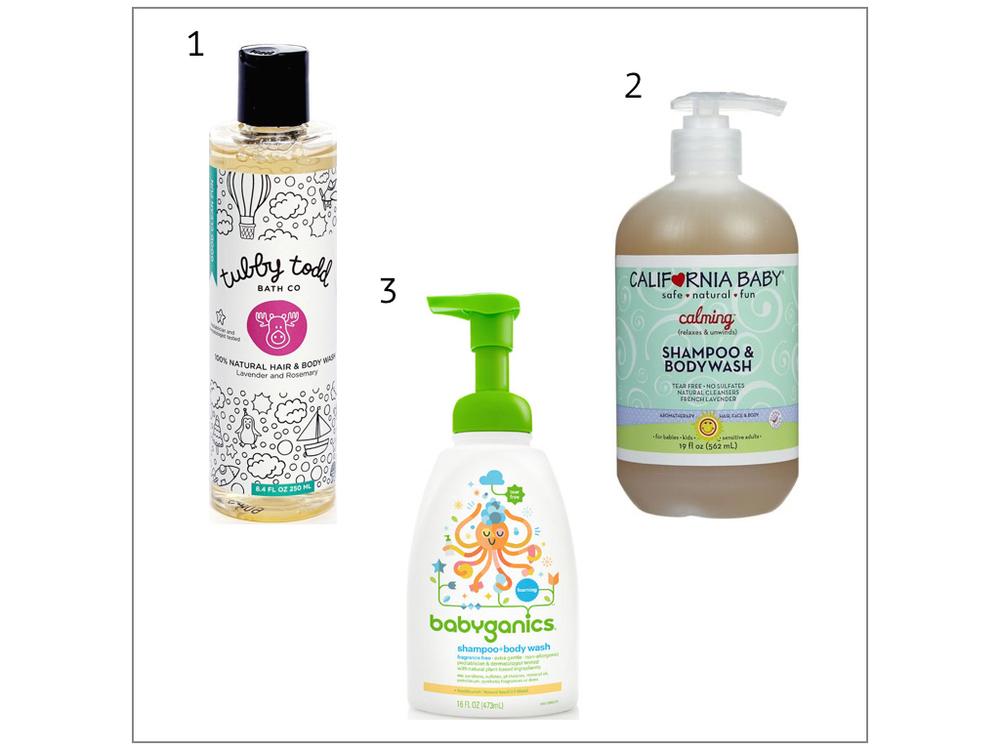 For Baby - Bath Time | King Kidlet Blog