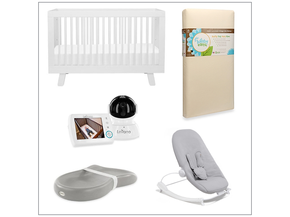 Three Budget Friendly Baby Registries - King Kidlet + Baby Does NYC