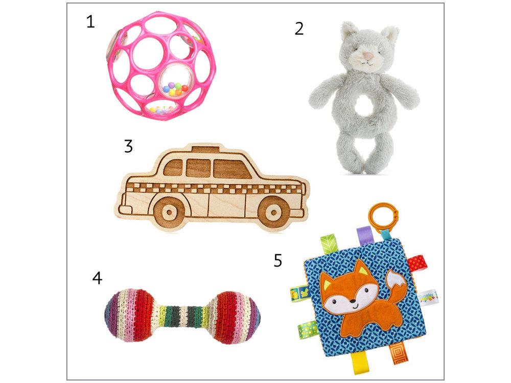 Infant Toys | King Kidlet