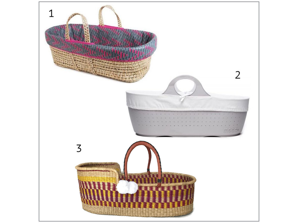 Moses Baskets | King Kidlet