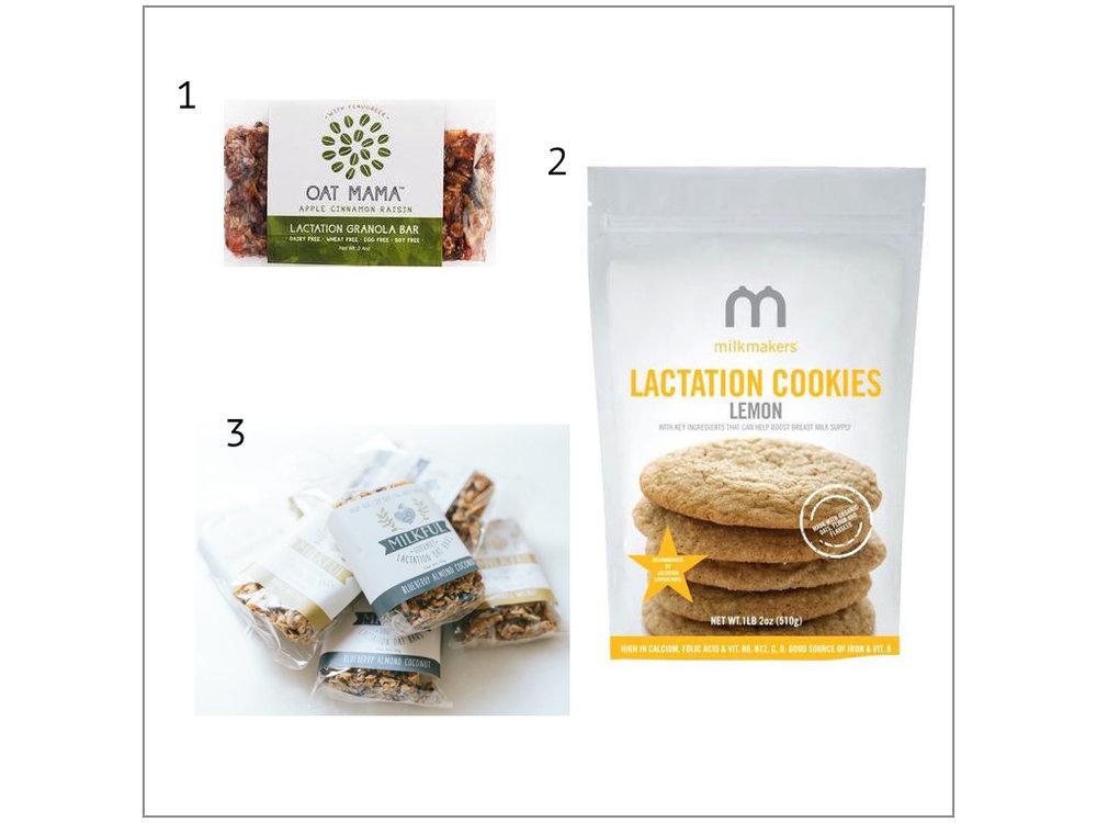 Lactation Snacks | King Kidlet