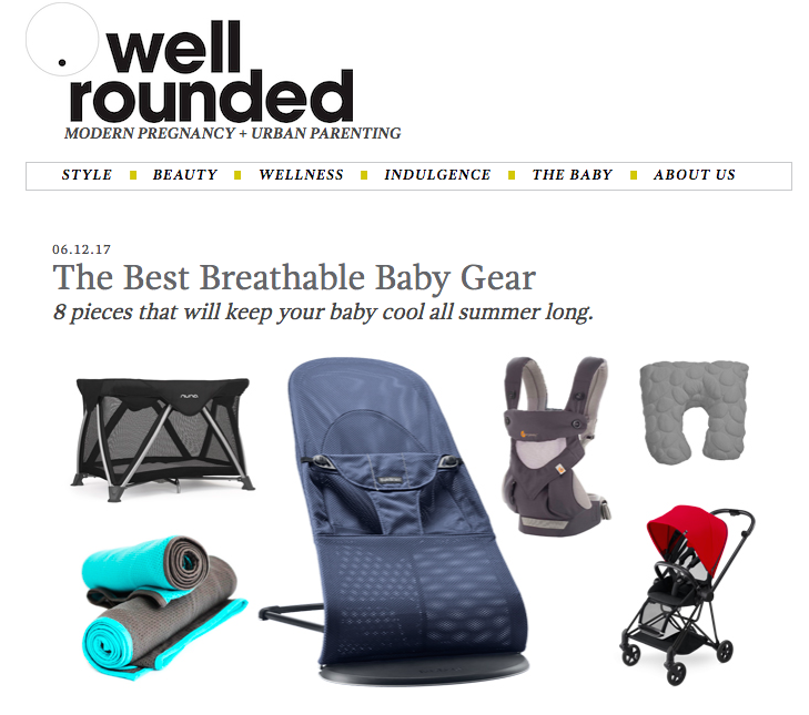 The Best Breathable Baby Gear