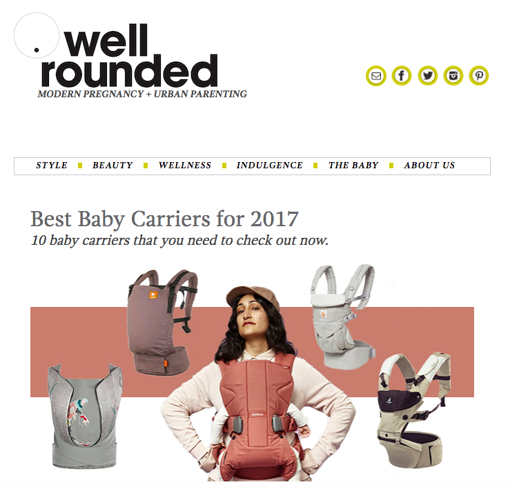 Best Baby Carriers for 2017