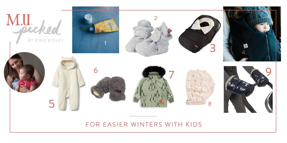 For Easier Winters With Kids