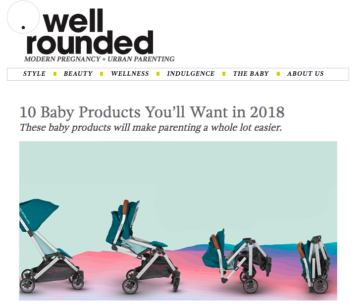 10 Baby Products for 2018