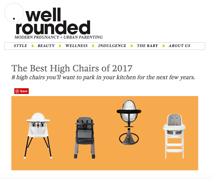 Best High Chairs of 2017