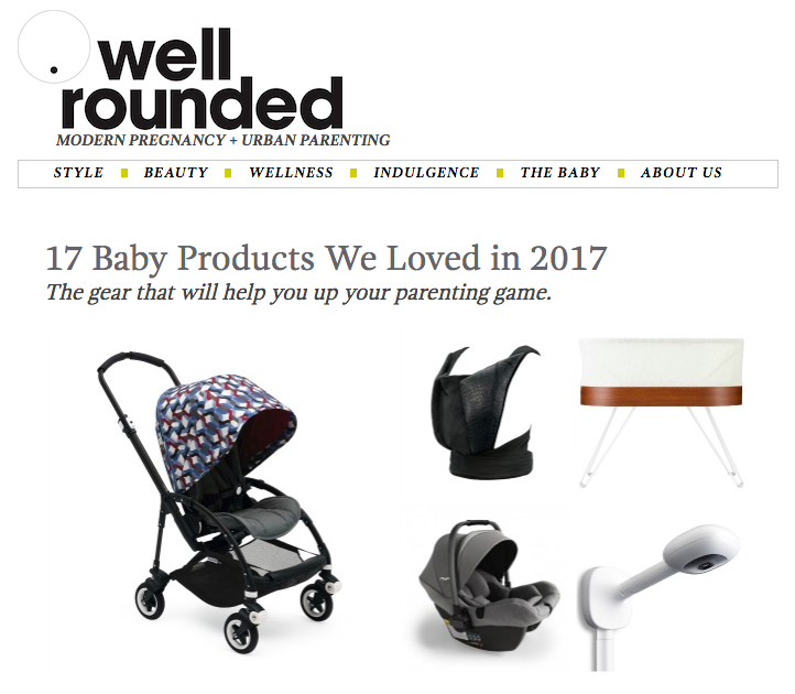 17 Baby Products We Loved in 2017