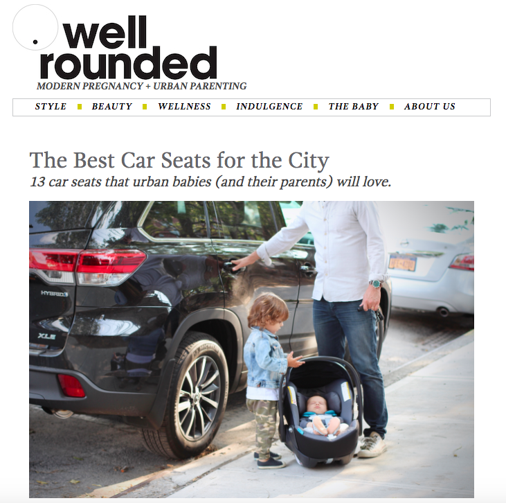 The Best Car Seats for the City