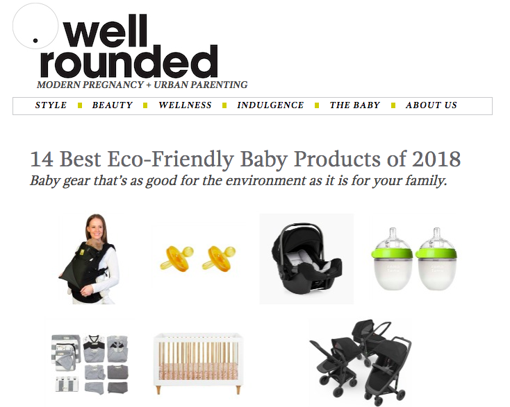 14 BEST ECO-FRIENDLY BABY PRODUCTS OF 2018