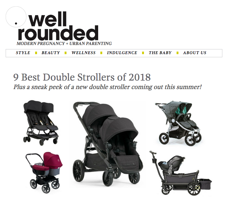 9 Best Double Strollers of 2018
