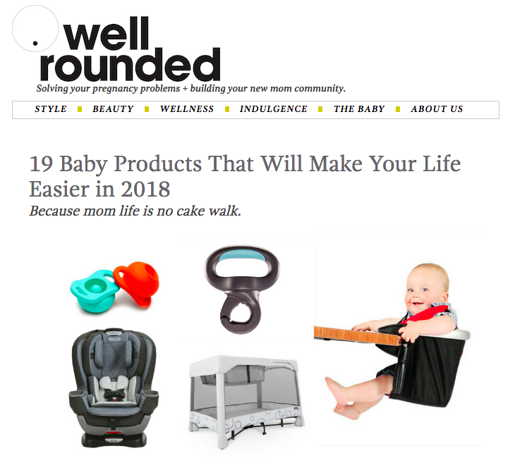 19 Baby Products That Will Make Your Life Easier in 2018