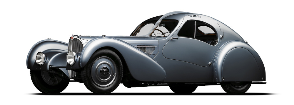 1936 Bugatti Type 57SC Atlantic. (Main Image and above, Michael Furman Photography)