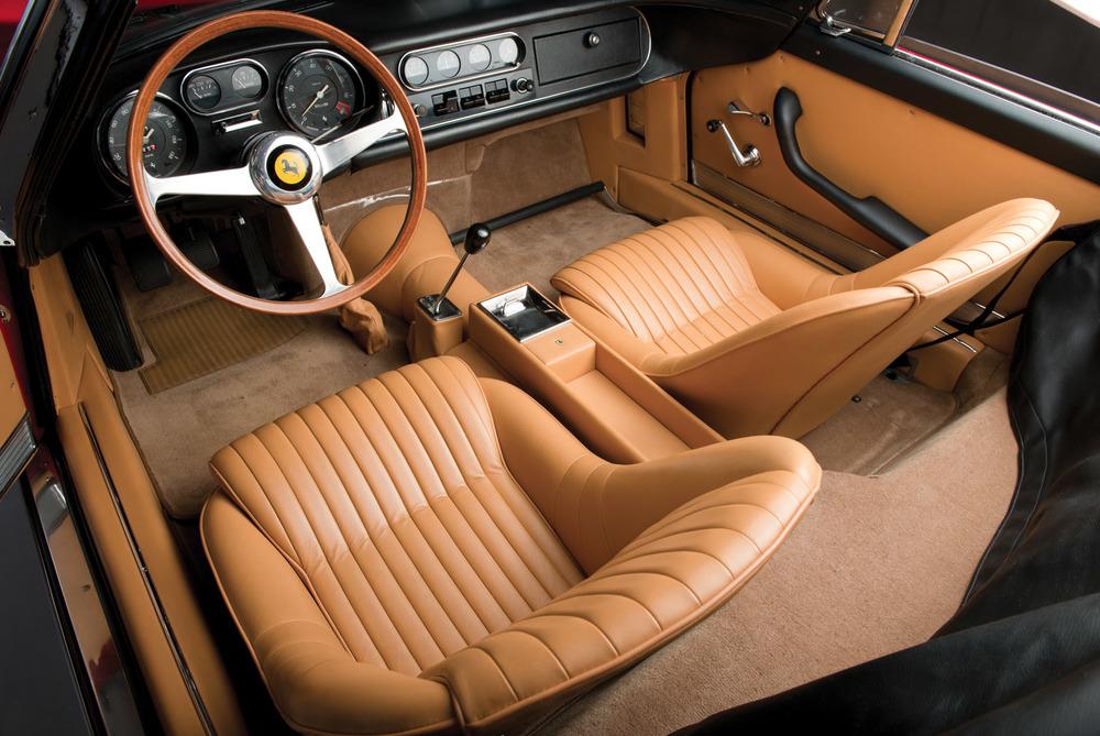 At RM Auctions, Ferrari 275 GTB/4 S N.A.R.T. Spider