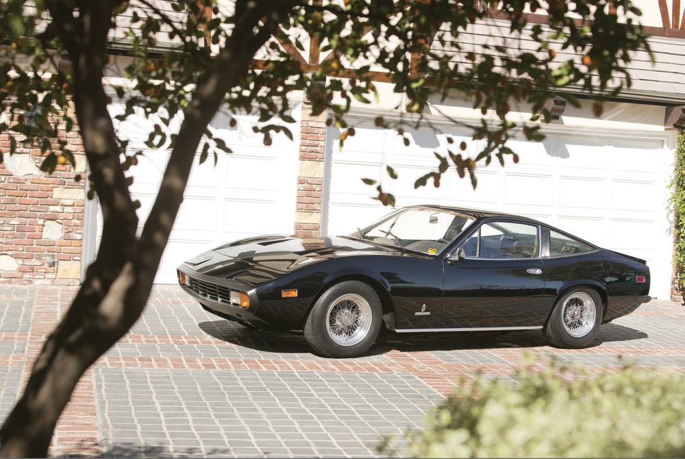 At RM Auctions, 1971 Ferrari 365 GTC/4 (image courtesy RM Auctions/Pavel Litwinski)