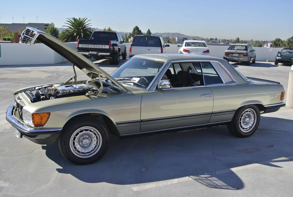 1980 Mercedes-Benz 500 SLC