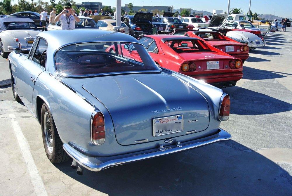 1962 Maserati 3500GT