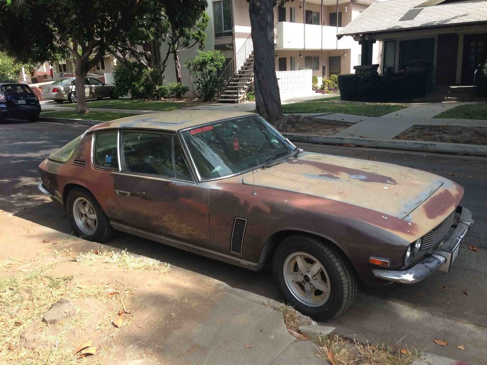 "Jensen, dejected and ""intercepted"" in Los Feliz"