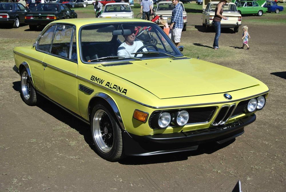 1972 BMW CSL Alpina