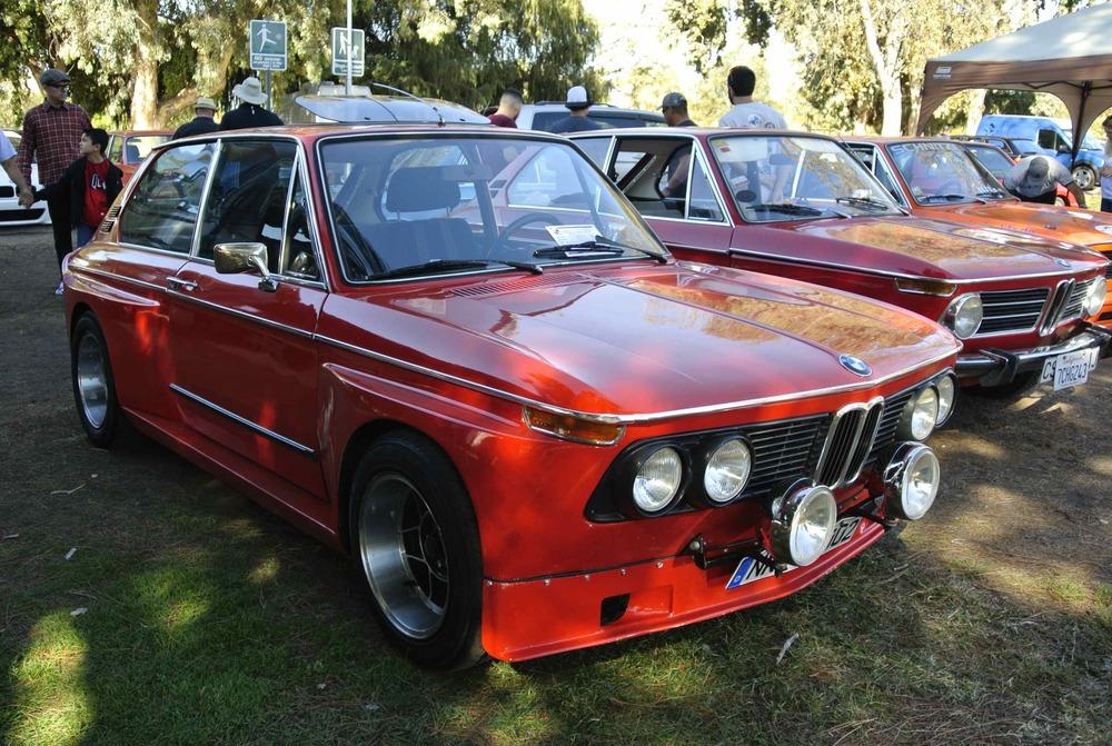 1971 BMW 2002 ti Touring