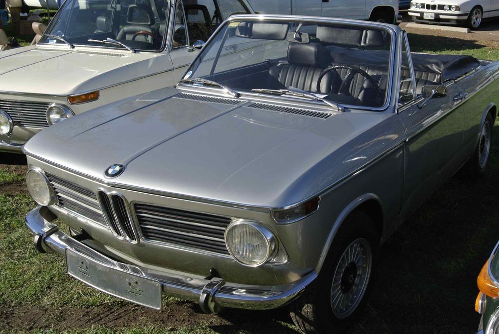 1969 BMW 1600 ti Cabriolet