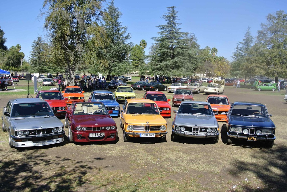 Saturday In Woodley Park With Bimmers The Car Crush