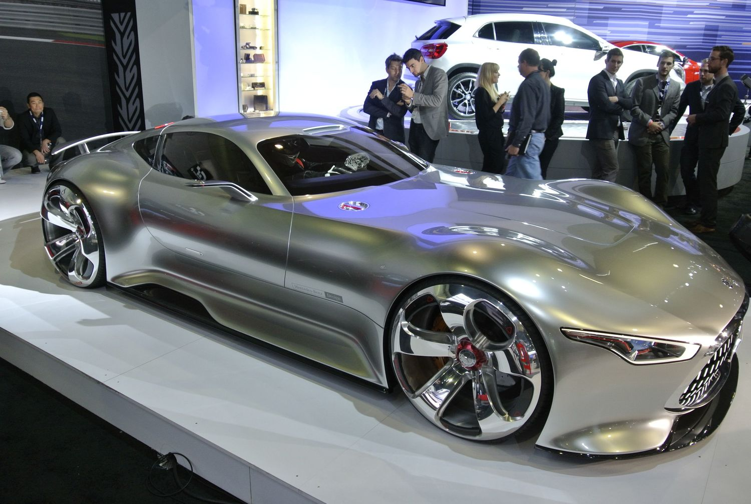 At The LA Auto Show Musings Surprises And The Best Of Design The - Best car shows